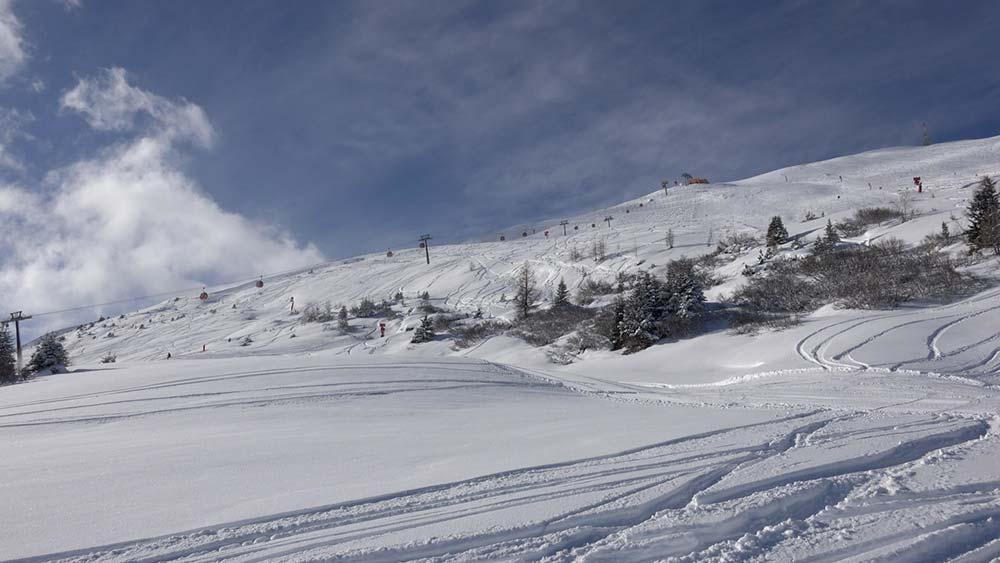 Skiabfahrt Stubnerkogel